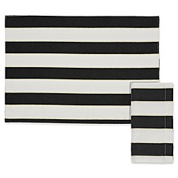 kate spade new york Augusta Drive Napkins and Placemat