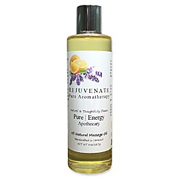 Pure Energy Apothecary 8 oz. Rejuvenate Pure Aromatherapy Massage Oil