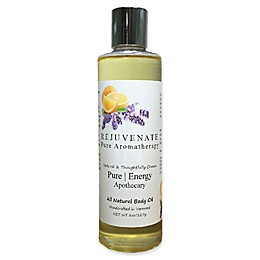 Pure Energy Apothecary 8 oz. Rejuvenate Pure Aromatherapy Body Oil