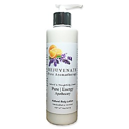 Pure Energy Apothecary 8 oz. Rejuvenate Pure Aromatherapy Body Lotion