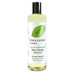 Pure Energy Apothecary Pure and Natural 8 oz. Unscented Body Oil