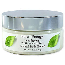 Pure Energy Apothecary Pure and Natural 8 oz. Unscented Body Butter