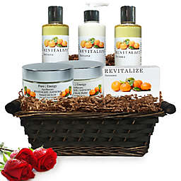Pure Energy Apothecary Ultimate Body Satsuma Gift Set with Basket