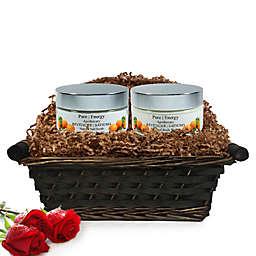Pure Energy Apothecary Supreme Sensation Satsuma Gift Set with Basket