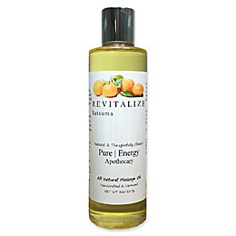 Pure Energy Apothecary 8 oz. Satsuma Massage Oil