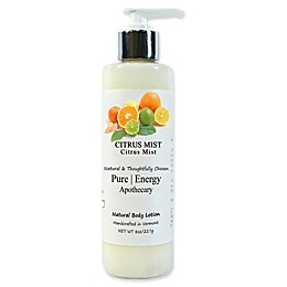 Pure Energy Apothecary 8 oz. Citrus Mist Body Lotion