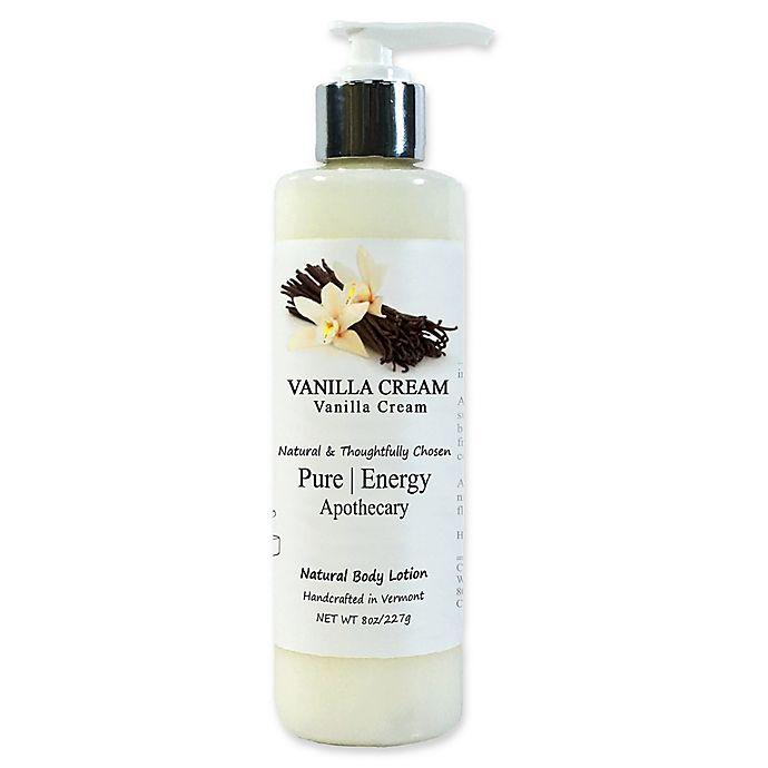 Alternate image 1 for Pure Energy Apothecary 8 oz. Vanilla Cream Body Lotion