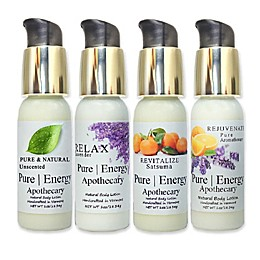 Pure Energy Apothecary 1 oz. Spa Collection Body Lotions (Set of 4)