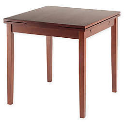 Winsome Pulman Extension Dining Table with Walnut Finish