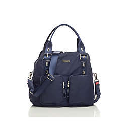 Storksak® Alexa Diaper Bag in Navy