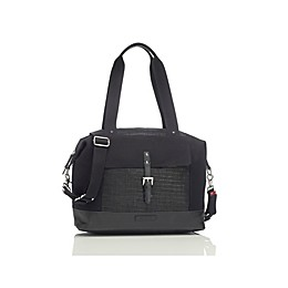 Storksak® Jude Diaper Bag in Black