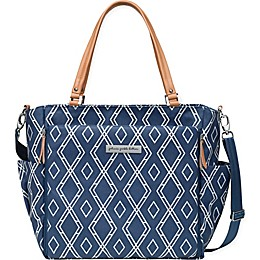 Petunia Pickle Bottom® City Carryall Diaper Bag in Indigo