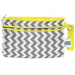 Planet Wise™ Wet/Dry Clutch in Grey Chevron