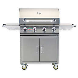 Bull Grills Angus 30-Inch Propane Grill with Cart
