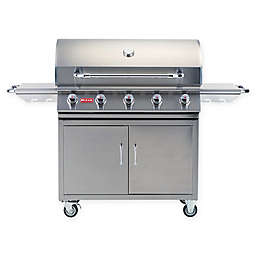 Bull Grills Renegade 38-Inch Propane Grill with Cart
