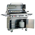 Alternate image 3 for Bull Grills Brahma 38-Inch Propane Grill with Cart