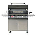 Alternate image 2 for Bull Grills Brahma 38-Inch Propane Grill with Cart