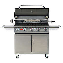 Bull Grills Brahma 38-Inch Propane Grill with Cart