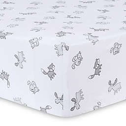 Trend Lab® Aztec Forest Fitted Crib Sheet