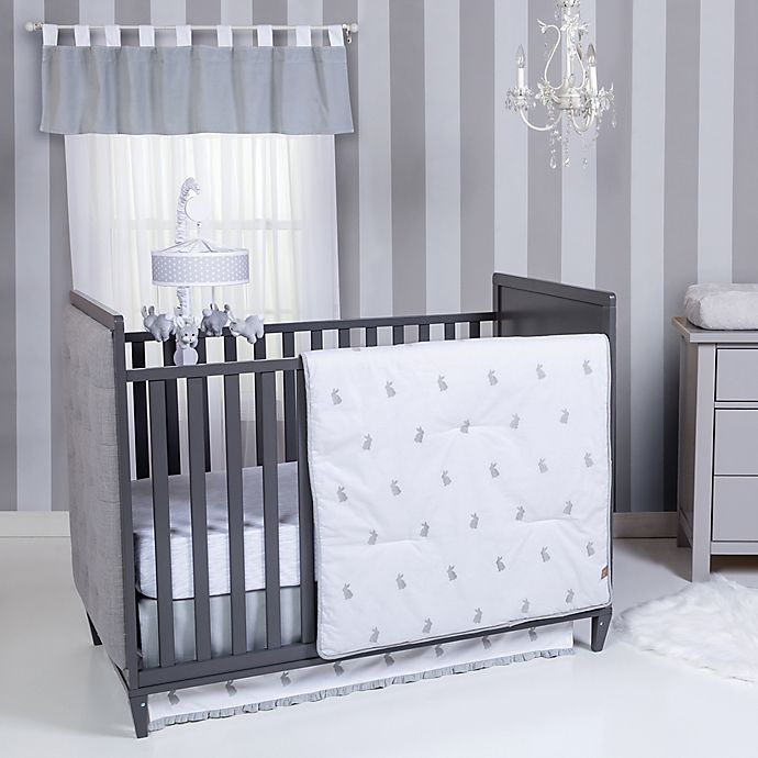 Alternate image 1 for Trend Lab® Bunnies Crib Bedding Collection