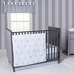 Trend Lab® Stag Head Crib Bedding Collection