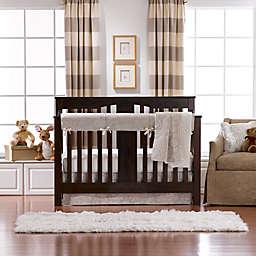 Liz and Roo Suzani Linen Crib Bedding Collection