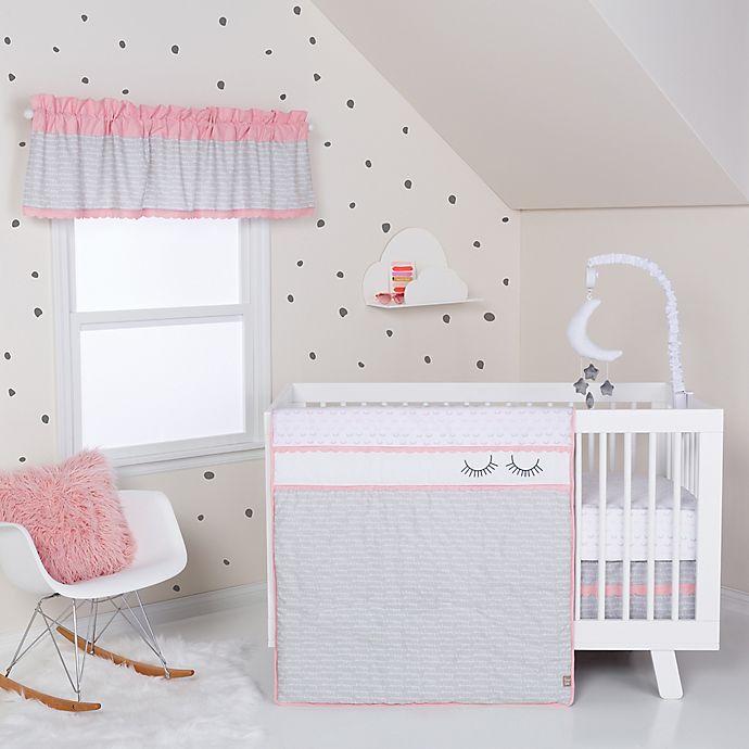 Alternate image 1 for Trend Lab® Be Happy 3-Piece Crib Bedding Set