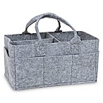 Sammy &  Lou Felt Storage Caddy in Grey