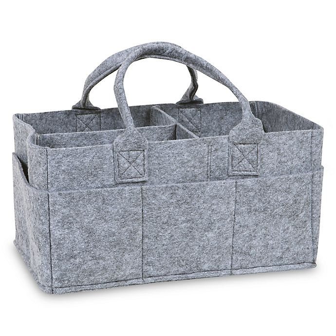 Alternate image 1 for Sammy &  Lou Felt Storage Caddy in Grey