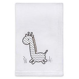 Trend Lab® Giraffe Safari Plush Baby Blanket