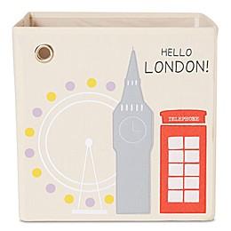 kaikai & ash London Kid's Canvas Storage Bin
