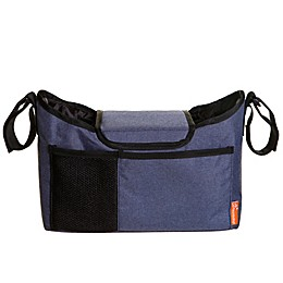 Dreambaby® Strollerbuddy® On-the-Go Bag in Blue Denim