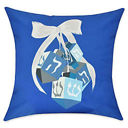 E by Design Turn Turn Turn Geometric Throw Pillow