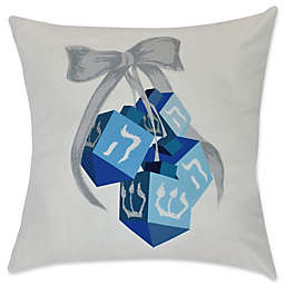 E by Design Turn Turn Turn Geometric Throw Pillow