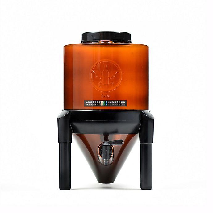 Alternate image 1 for BrewDemon™ 2 Gallon Conical Fermenter System