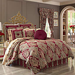 J. Queen New York™ Crimson Comforter Set
