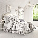 Piper & Wright™ Sabrina King Comforter Set in Grey