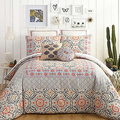 Jessica Simpson Puebla Comforter Set