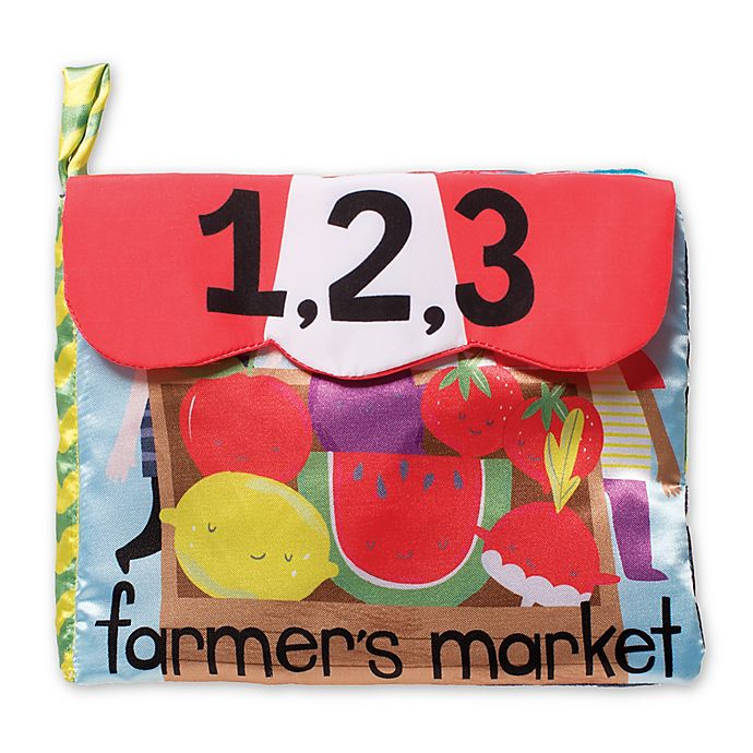 Alternate image 1 for Manhattan Toy® Farmer's Market Counting Book