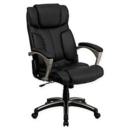 Flash Furniture Foldable Office Chair in Black