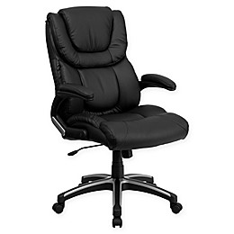 Flash Furniture Professional Office Chair in Black