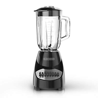 Black & Decker™ 10-Speed Blender in Black