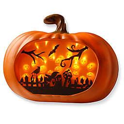 National Tree Company® 18-Inch 3D LED Pumpkin in Orange