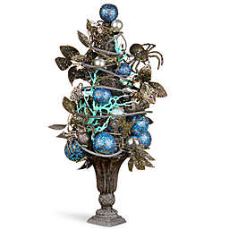 National Tree Company® 23-Inch Potted Halloween Tree in Black
