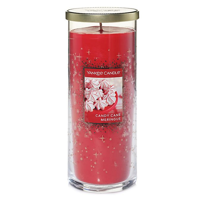 Yankee candle candy cane meringue USA cookie swap collection