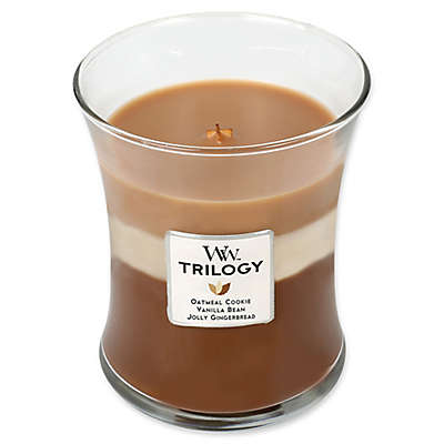 WoodWick® Trilogy Spiced Confections Jar Candle