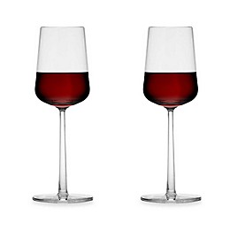 Iittala Essence Red Wine Glasses (Set of 2)