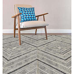 Feizy Cadot Rug in Black
