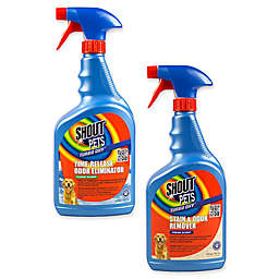 Shout®Turbo Oxy Pet Odor Eliminator Collection