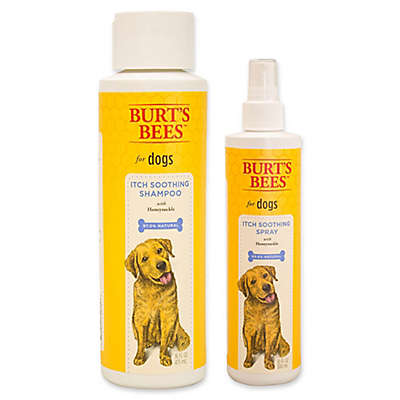 Burts Bees Itch Soothing Collection for Dogs